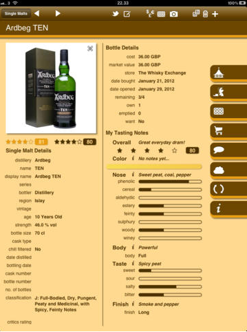 whiskey apps